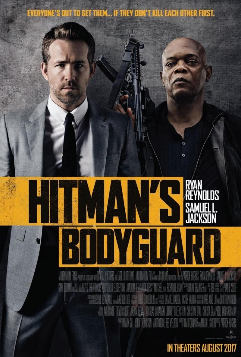 The Hitman's Bodyguard (2017) Full Movie Free Online