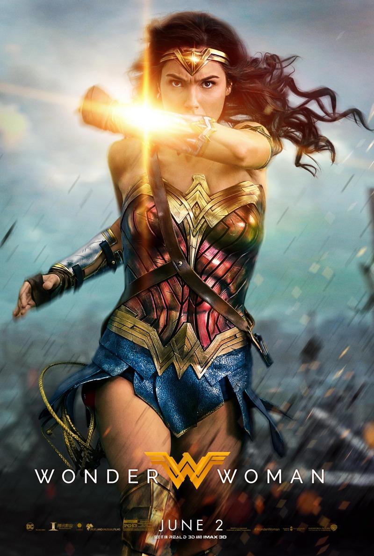 Wonder Woman DVD Release Date September 19, 2017